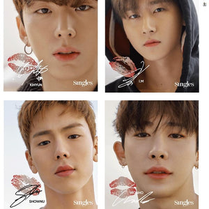 [TONYMOLY X MONSTA X] Lip Care Stick + Photocard