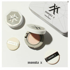 [TONYMOLY X MONSTA X] Tone Up Tin Set + ID Photo