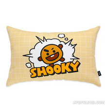 Load image into Gallery viewer, BT21 Official Cotton Pillow Comic Pop