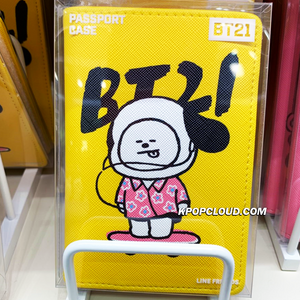 BT21 Official Passport Case Ver.3