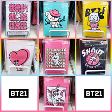 Load image into Gallery viewer, BT21 Official Passport Case Ver.3