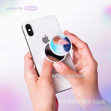 Load image into Gallery viewer, BTS WORLD Official Mirror Griptok/Pop Socket