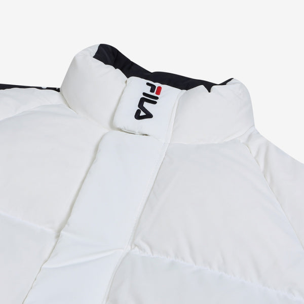 FILA X BTS - Tapey Short Down White