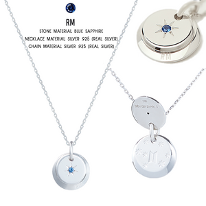 STONEHENgE x BTS - Moment Of Light BIRTH Necklace Version (Free Shipping)