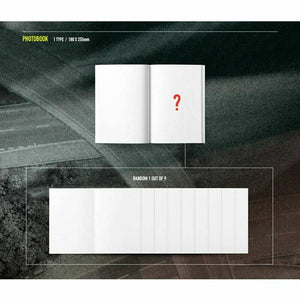 STRAY KIDS - Clé 1 : MIROH (Limited ver.+Free Shipping)