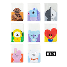 Load image into Gallery viewer, [BT21] Official Passport Holder Cover