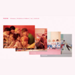 BTS - MAP OF THE SOUL: PERSONA (You Can Choose Ver + Free Shipping)