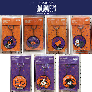 [BT21] Halloween Key Ring **LIMITED EDITION**