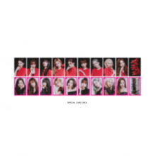 Load image into Gallery viewer, TWICE 2019 WORLD TOUR OFFICIAL TRADINGCARDS PHOTO SET