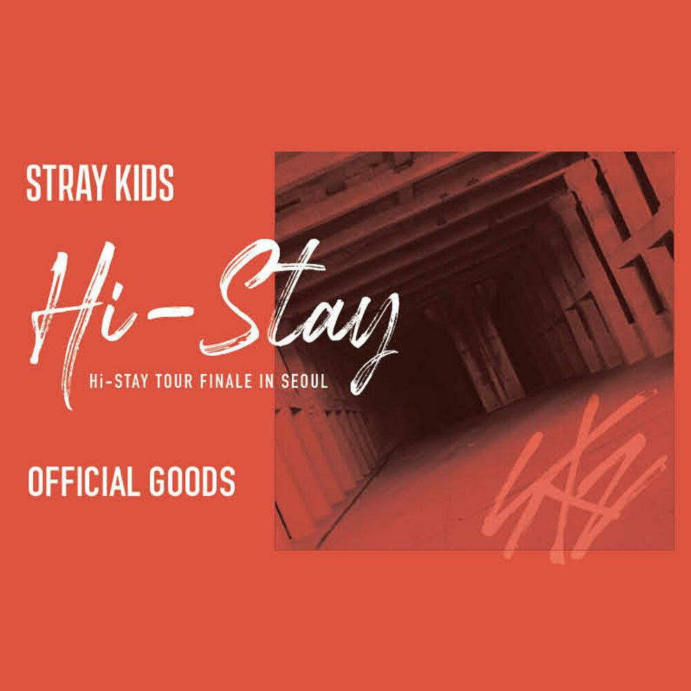 [STRAY KIDS] OFFICIAL GOODS Hi Stay Tour Finale in Seoul
