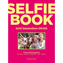 Load image into Gallery viewer, SNSD GIRLS' GENERATION-OH!GG - GIRLS' GENERATION-OH!GG SELFIE BOOK (Free Shipping)