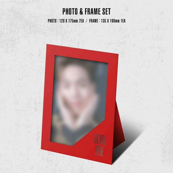 MONSTA X - 2019 WORLD TOUR WE ARE HERE IN SEOUL VIDEO KIT (Free Shipping)