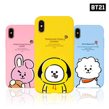 Load image into Gallery viewer, [BT21] Hang Out Soft Case for iPhone / Galaxy