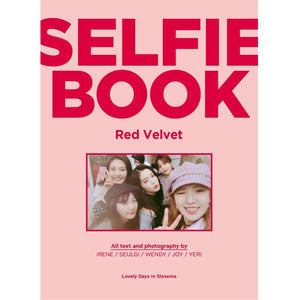 RED VELVET - SELFIE BOOK : RED VELVET #2 Photobook (Free Shipping)