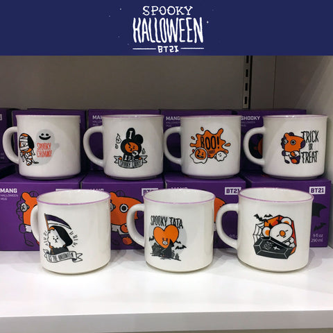 BT21 Official Halloween Mug