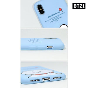 [BT21] Hang Out Soft Case for iPhone / Galaxy