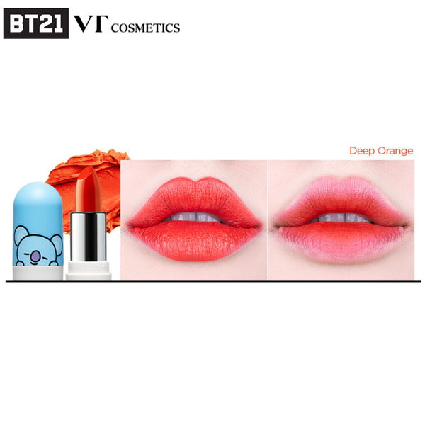 [BT21] Official VT Cosmetics Lippie Stick 3.5g 0.12oz