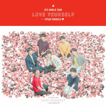 Load image into Gallery viewer, [OFFICIAL] BTS WORLD TOUR SPEAK YOURSELF MD OFFICIAL GOODS