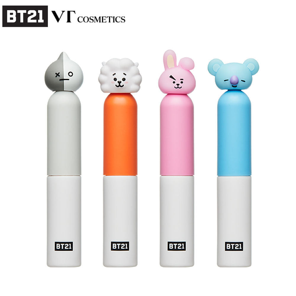 [BT21] Official VT Cosmetics Cream Lip Lacker (4.5g - 0.15oz)