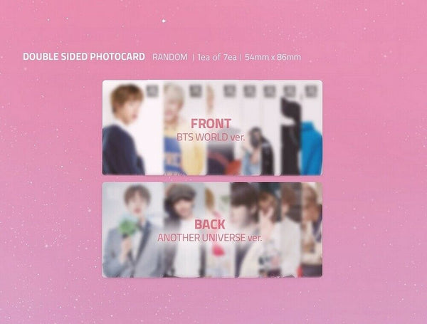 BTS WORLD OST (Free Shipping)
