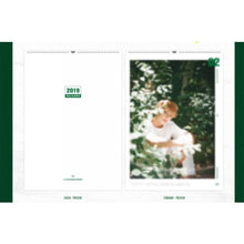 Load image into Gallery viewer, [BIG HIT ENT] BTS 2019 Wall Calendar (Free Shipping)