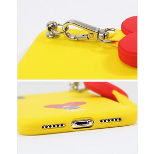 [BT21] Strap Phone Case For iPhone and Samsung