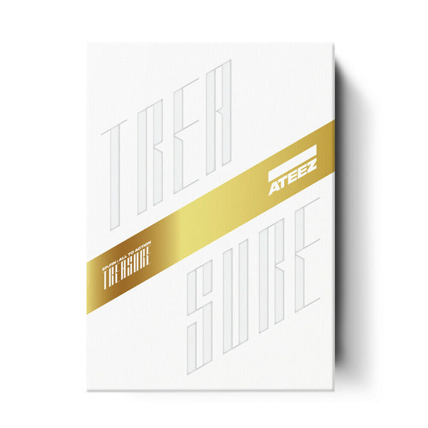 ATEEZ - TREASURE EP.FIN : All To Action + Folded Poster