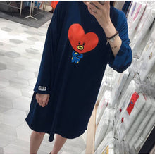 Load image into Gallery viewer, [LINE X BT21] BT21 Dress Sleepwear Ver.2 (Free Shipping)