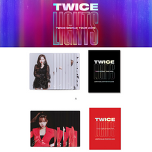 Load image into Gallery viewer, TWICE 2019 WORLD TOUR OFFICIAL LENTICULAR PHOTO CARD