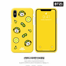 Load image into Gallery viewer, [BT21] Official Color Soft Jelly Summer Case ''Pattern Series''