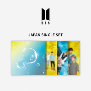 BTS - 10TH JAPAN SINGLE ALBUM : LIGHTS/BOY WITH LUV