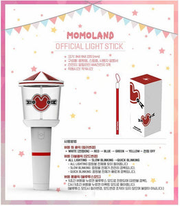 MOMOLAND OFFICIAL LIGHTSTICK