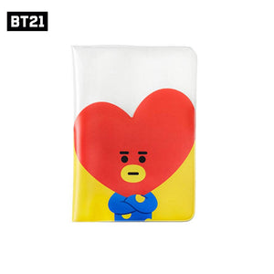 [BT21] Official Passport Holder Cover