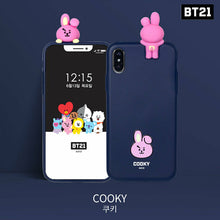 Load image into Gallery viewer, [BT21] Official ''Bbakkom'' Phone Case