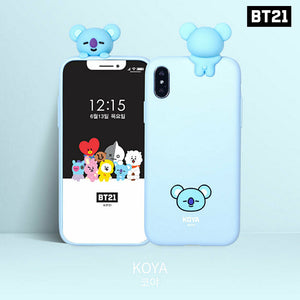 [BT21] Official ''Bbakkom'' Phone Case