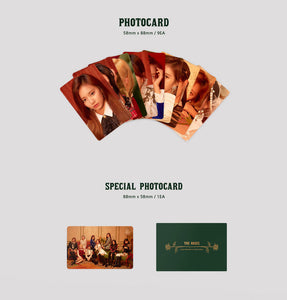 TWICE 2019 Season's Greetings