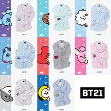 Load image into Gallery viewer, [BT21] Official Dress Pajamas Sleepwear (Free Shipping)