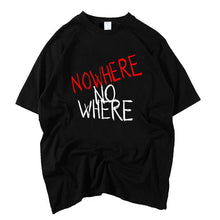 Load image into Gallery viewer, [SEVENTEEN] WonWoo Style ''No Where'' Shirt