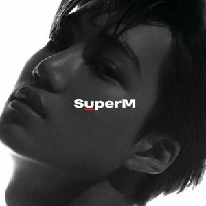 SuperM 1st Mini Album + Folded Poster (Free Shipping)