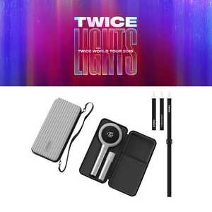 TWICE 2019 WORLD TOUR OFFICIAL CANDYBONG Z POUCH