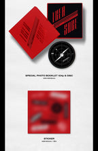 Load image into Gallery viewer, ATEEZ - TREASURE EP.2 : Zero To One CD + Folded Poster (Free Shipping)