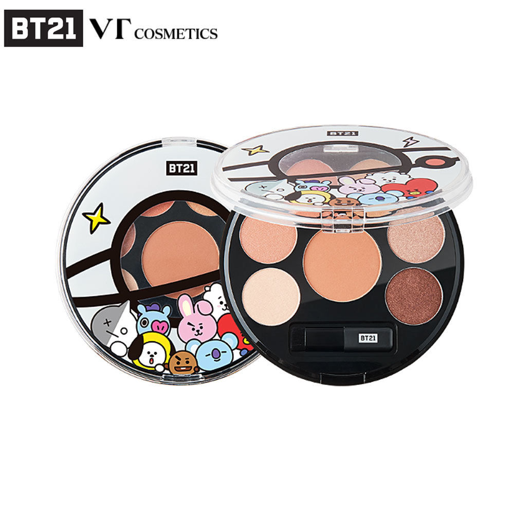 [BT21] Official VT Cosmetics Eyeshadow Palette (12g - 0.42oz)