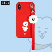 Load image into Gallery viewer, [BT21] Strap Phone Case For iPhone and Samsung