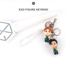 Load image into Gallery viewer, [EXO] Official Goods Figure Keyring