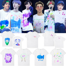 Load image into Gallery viewer, BTS Style Graffiti Graphic Tee