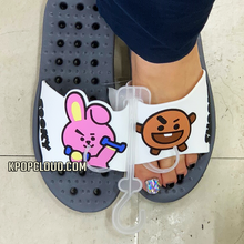 Load image into Gallery viewer, BT21 OFFICIAL BATHROOM SLIPPERS