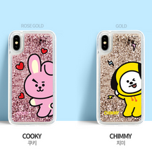 Load image into Gallery viewer, [BT21] Glitter Case Hang Out Comic Series