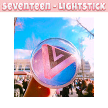 Load image into Gallery viewer, [Seventeen] Official Lightstick Carat Bong