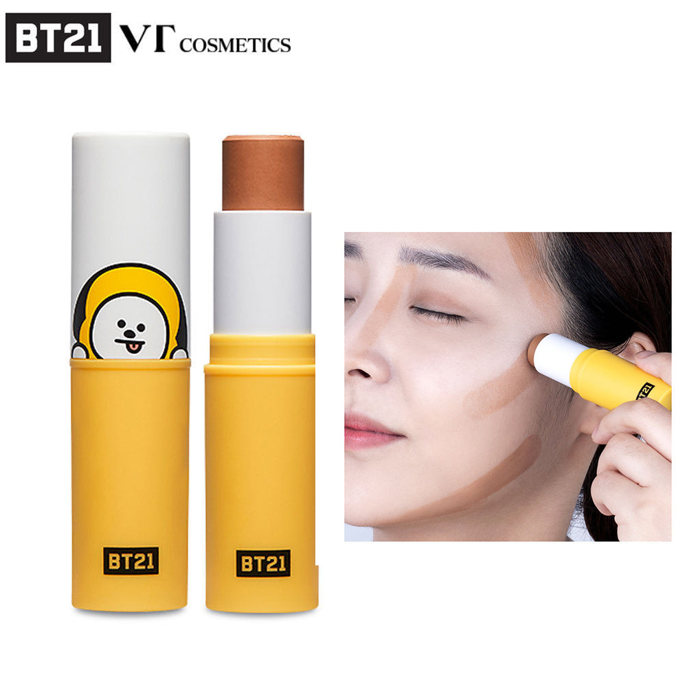 [BT21] Official VT Cosmetics Chimmy Fit On Stick Shading (9.5g - 0.33oz)