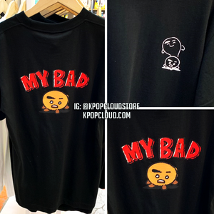 BT21 Official Sticker Series Shirt